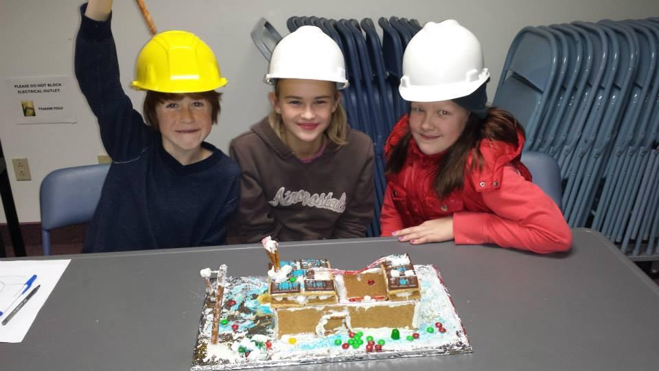 """Green Dream Gingerbread House"" Workshop"