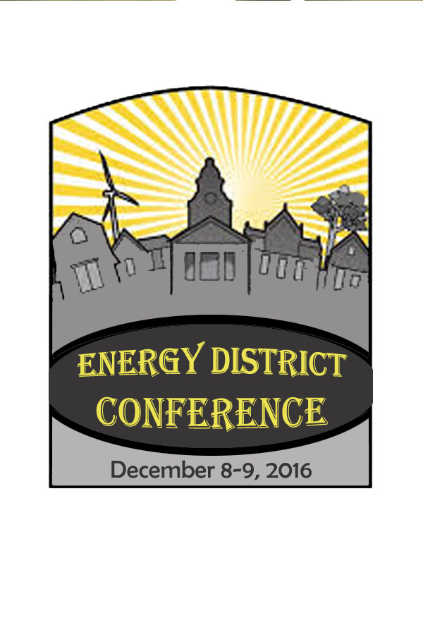 Energy District Conference Success!