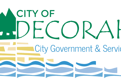 Decorah City Council Members Announce Public Forum related to Electric Utility Franchise Agreement