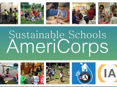 August Breakfast: Iowa Schools Go Green with AmeriCorps