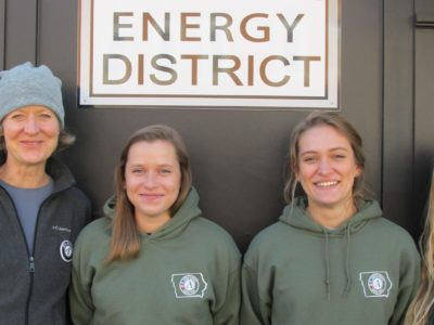 Welcome 2018-19 Green Iowa AmeriCorps members!