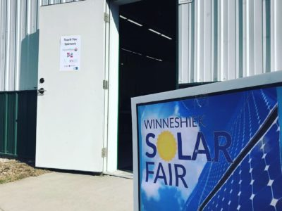 News from the Winneshiek Solar Fair