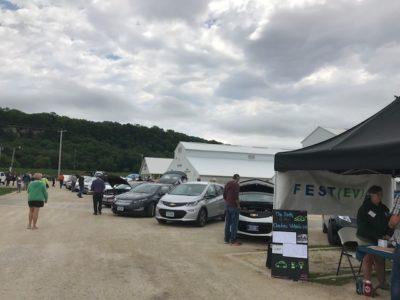 Attend the Second Annual Electric Vehicle Fest(EV)al