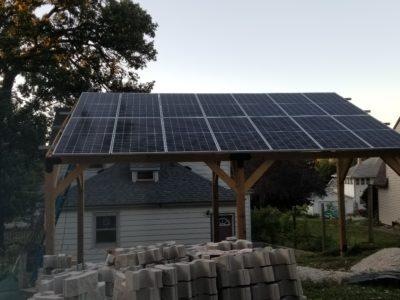 Bumps and Benefits of DIY Solar at NICC